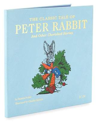 "Graphic Image Personalized ""The Classic Tale of Peter Rabbit and Other Cherished Stories"" Children's Book by Beatrix Potter"