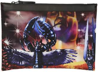 Lanvin Flying Lobster Clutch