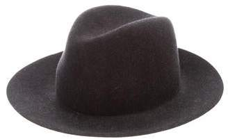 Rag & Bone Floppy Brim Wool Fedora w/ Tags