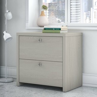 Kathy Ireland Office by Bush Echo 2-Drawer Lateral Filing Cabinet Office by Bush