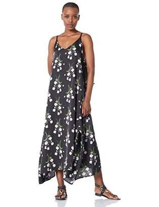 Elise Bloom Women's Bohemian Sleeveless Beach Long Maxi Dress