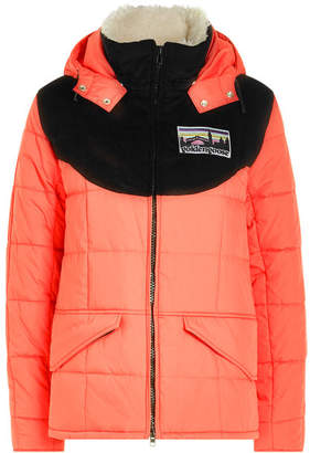 Golden Goose Agena Quilted Cotton Jacket