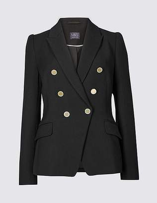 Marks and Spencer Gold Button Jacket