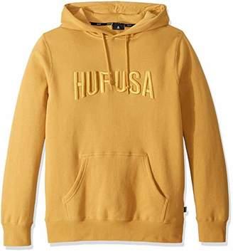 HUF Men's Team Logo P/O HOOIDE