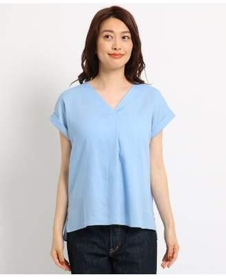 Dessin (デッサン) - Ladies レーヨン麻ライトシャツ