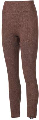 Muk Luks Terry-Lined Leggings
