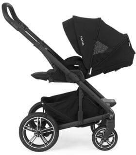 Nuna Mixx2 Stroller - Black