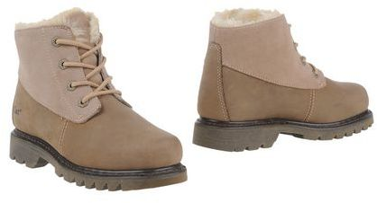 CAT Ankle boots