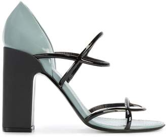 N. Fabrizio Viti Round 'N' Round sandals