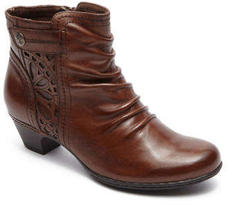 Rockport COBB HILL Abilene Leather Booties