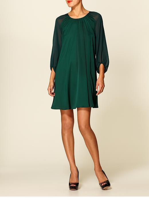 Tinley Road Chiffon Mini Dress