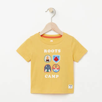 Roots Baby Camp Canada T-shirt