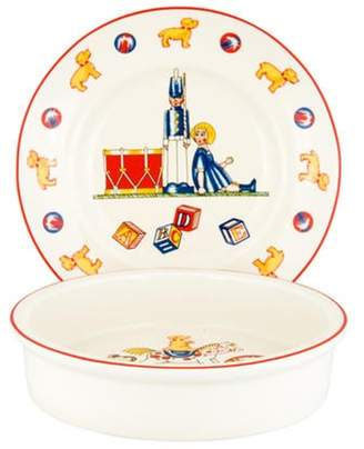 Tiffany & Co. & Co. 2-Piece Toys Dining Set red & Co. 2-Piece Toys Dining Set