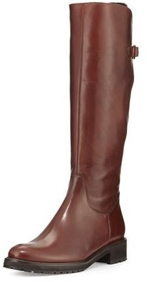 Sesto Meucci Wildee Adjustable Leather Knee Boot, Tizian $545 thestylecure.com
