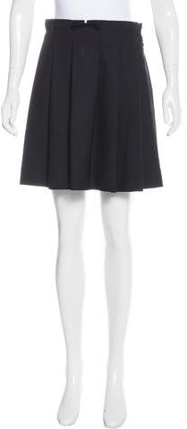 3.1 Phillip Lim 3.1 Phillip Lim Pleated Mini Skirt
