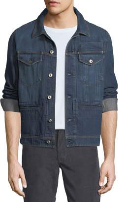 G Star Men's D-Staq 3D Denim Jacket