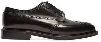 Church's Grafton Leather Brogues - Mens - Black