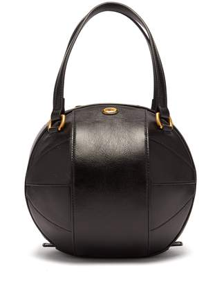 Gucci Tifosa football small leather handbag
