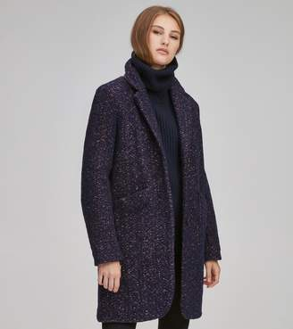 Andrew Marc WINDSOR WOOL BLAZER COAT