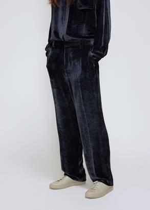 Sies Marjan Toby Velvet Cord Straight Leg Pant