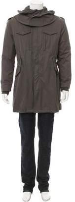 Kai-aakmann Hooded Parka Coat