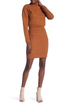 Wow Couture Two Piece Knit Set