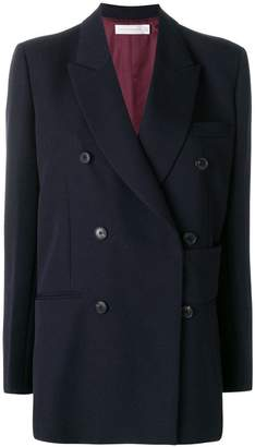 Victoria Beckham oversized double breasted blazer