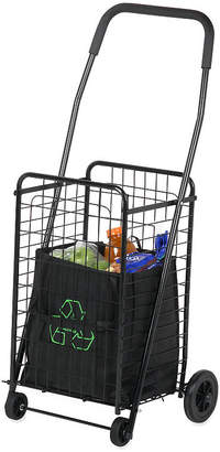 Honey-Can-Do Medium Folding Rolling Utility Cart