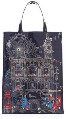 Harrods Medium London SW1 Shopper Bag