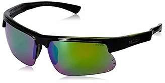 Revo Cusp S RE 1025 18 GN Polarized Rectangular Sunglasses