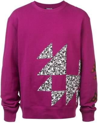 Calvin Klein relaxed shape sweatshirt
