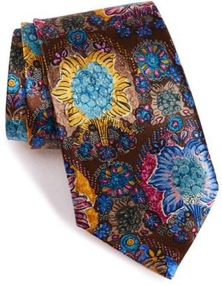 Men's Ermenegildo Zegna Paisley Silk Tie $285 thestylecure.com