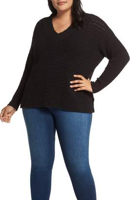 Caslon Tuck Stitch Sweater