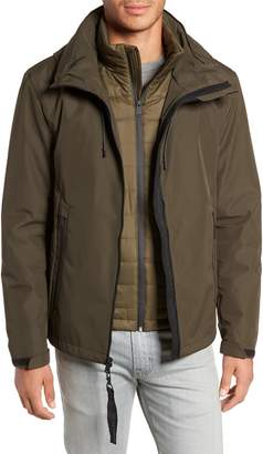 Cole Haan 3-in-1 Rain Jacket