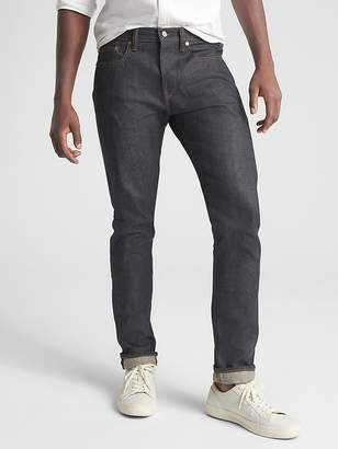 Gap Selvedge Jeans in Slim Fit