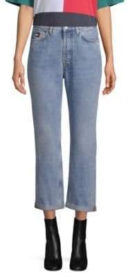 Tommy Hilfiger Tommy Hybrid Cuffed Sweatpant Jeans