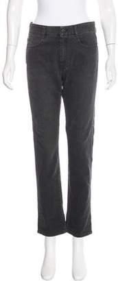 Stella McCartney High-Waisted Straight Leg Jeans