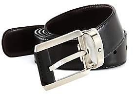 Montblanc Men's Classic Leather Belt