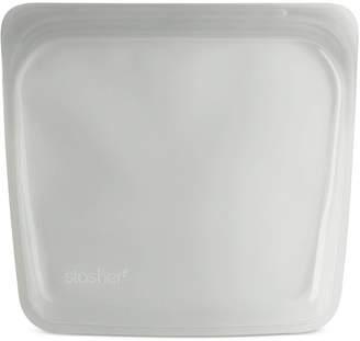 clear Stasher Stasherbag Reusable Sandwich Bag,