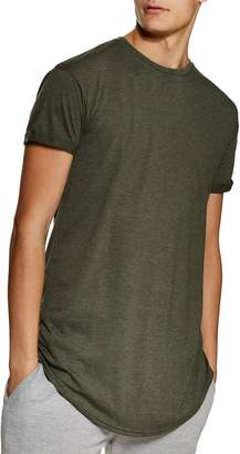 Topman Scotty Longline T-Shirt