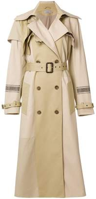 Preen by Thornton Bregazzi Lillian trench coat