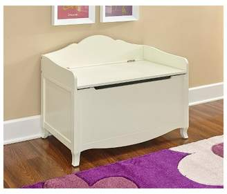 Powell Company Grace Toy Chest Vanilla