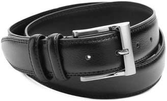 Florsheim Pebble Leather Belt - Men's