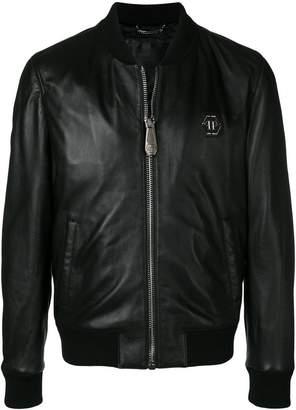 Philipp Plein classic bomber jacket