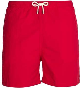 Solid & Striped The Classic Swim Shorts - Mens - Red