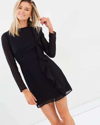 Cooper St Harper Long Sleeve Mini Dress