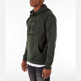 Under Armour Men's Rival Logo Fleece Hoodie