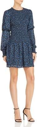 Parker Lilly Smocked Mini Dress