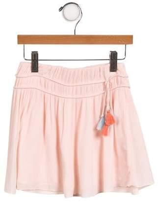 Chloé Girls' A-Line Mini Skirt