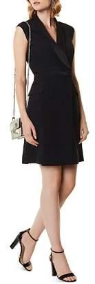Karen Millen Tuxedo Dress